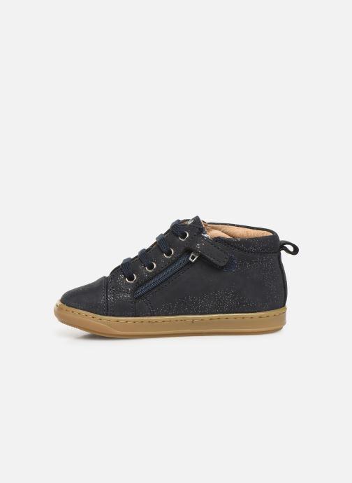 Boots en enkellaarsjes Shoo Pom Bouba Zip Lace Blauw voorkant