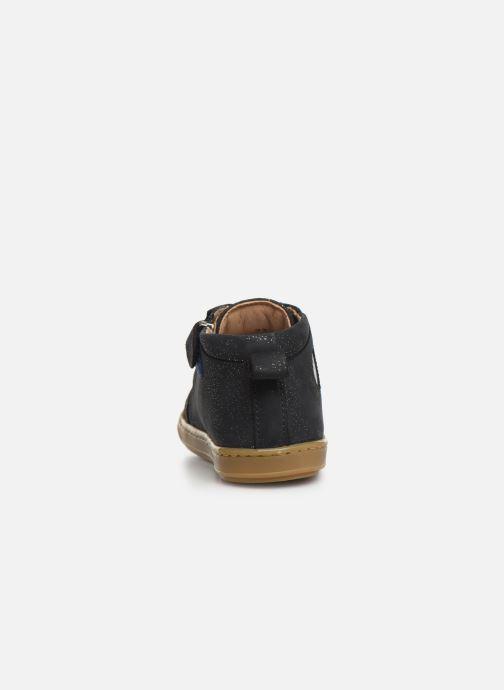 Boots en enkellaarsjes Shoo Pom Bouba Zip Lace Blauw rechts