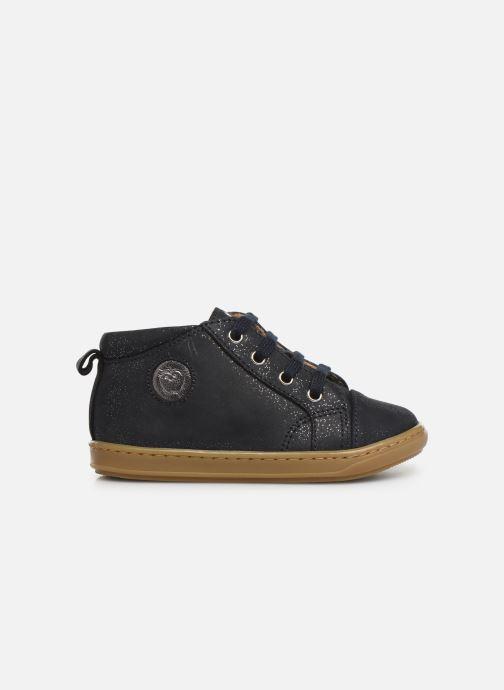 Boots en enkellaarsjes Shoo Pom Bouba Zip Lace Blauw achterkant