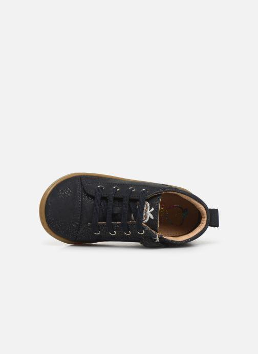 Boots en enkellaarsjes Shoo Pom Bouba Zip Lace Blauw links
