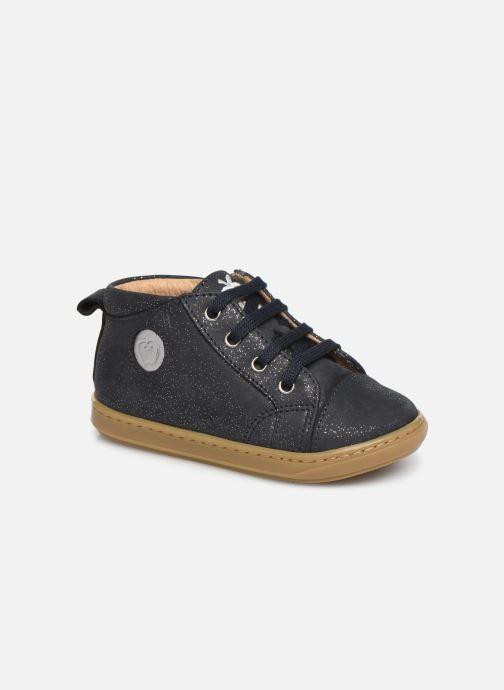 Stiefeletten & Boots Shoo Pom Bouba Zip Lace blau detaillierte ansicht/modell