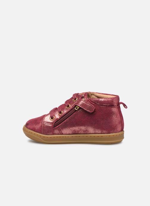 Stiefeletten & Boots Shoo Pom Bouba Zip Lace rosa ansicht von vorne