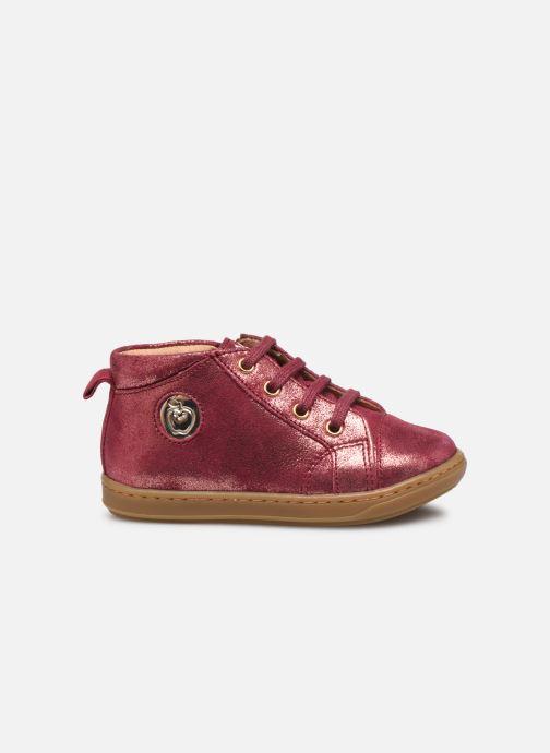 Stiefeletten & Boots Shoo Pom Bouba Zip Lace rosa ansicht von hinten