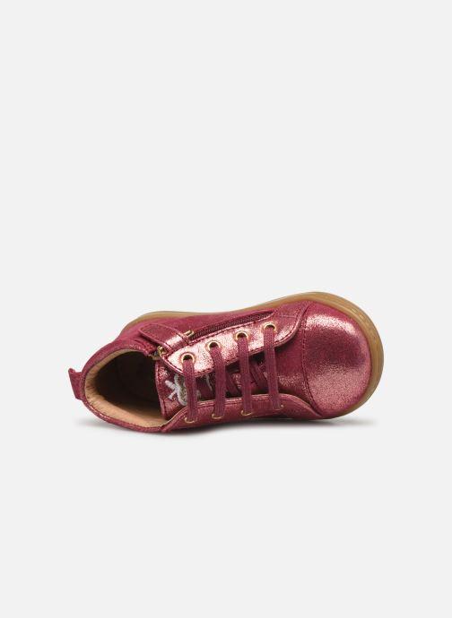 Stiefeletten & Boots Shoo Pom Bouba Zip Lace rosa ansicht von links