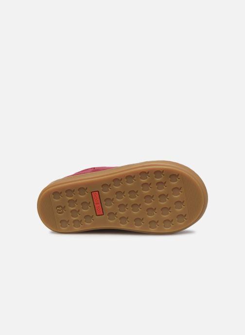 Stiefeletten & Boots Shoo Pom Bouba Zip Lace rosa ansicht von oben
