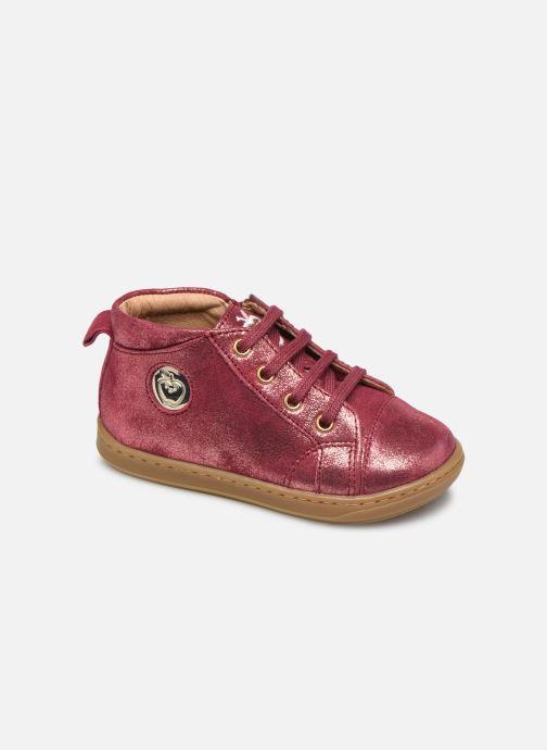 Stiefeletten & Boots Shoo Pom Bouba Zip Lace rosa detaillierte ansicht/modell