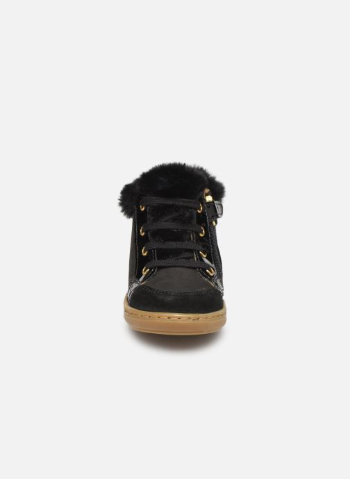 Boots en enkellaarsjes Shoo Pom Bouba Hair Zwart model