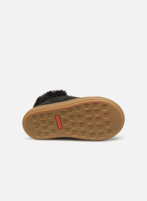 Boots en enkellaarsjes Shoo Pom Bouba Hair Zwart boven