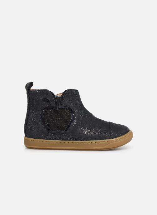 Bottines et boots Shoo Pom Bouba New Apple Bleu vue derrière