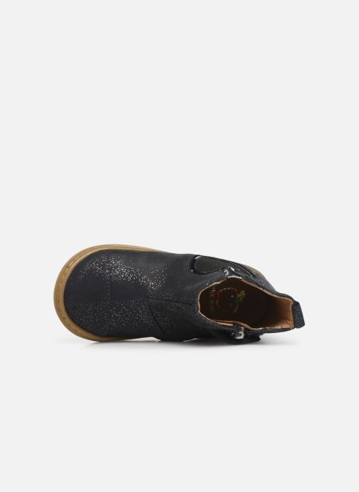 Bottines et boots Shoo Pom Bouba New Apple Bleu vue gauche