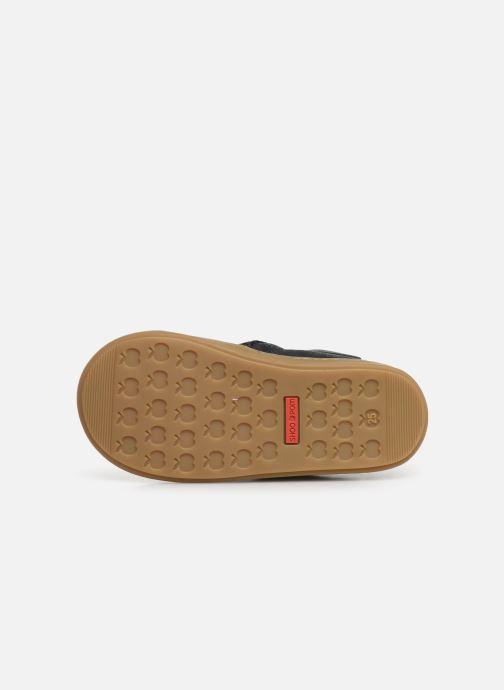 Bottines et boots Shoo Pom Bouba New Apple Bleu vue haut