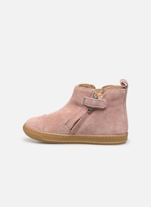 Stiefeletten & Boots Shoo Pom Bouba New Apple rosa ansicht von vorne