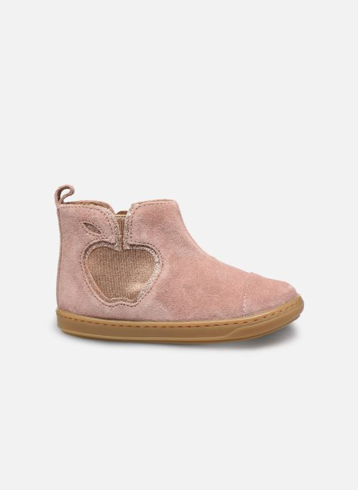 Bottines et boots Shoo Pom Bouba New Apple Rose vue derrière