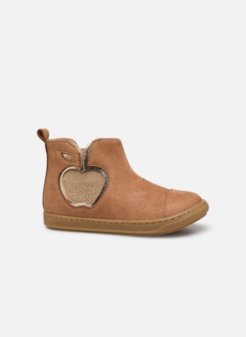 Boots en enkellaarsjes Shoo Pom Bouba New Apple Bruin achterkant