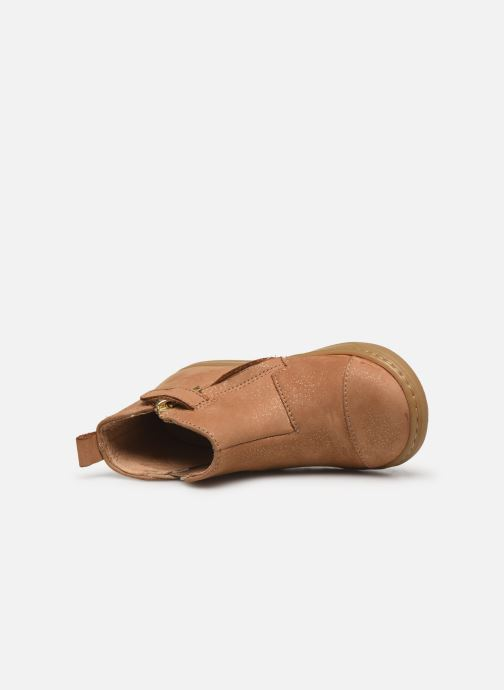 Bottines et boots Shoo Pom Bouba New Apple Marron vue gauche