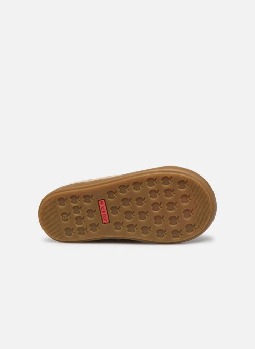 Bottines et boots Shoo Pom Bouba New Apple Or et bronze vue haut