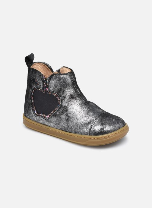 Stiefeletten & Boots Shoo Pom Bouba New Apple schwarz detaillierte ansicht/modell