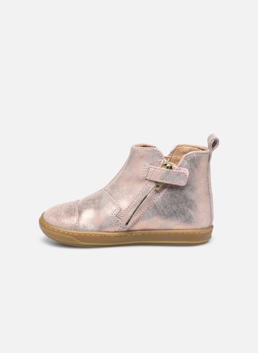 Bottines et boots Shoo Pom Bouba New Apple Rose vue face