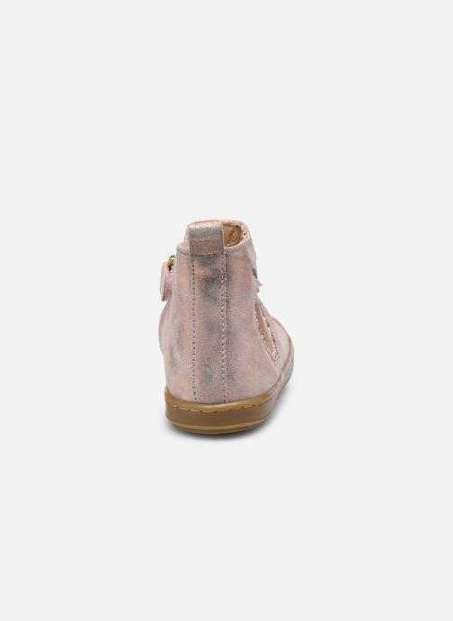Stiefeletten & Boots Shoo Pom Bouba New Apple rosa ansicht von rechts