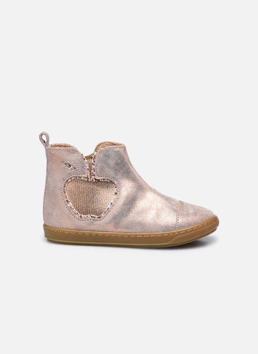 Stiefeletten & Boots Shoo Pom Bouba New Apple rosa ansicht von hinten