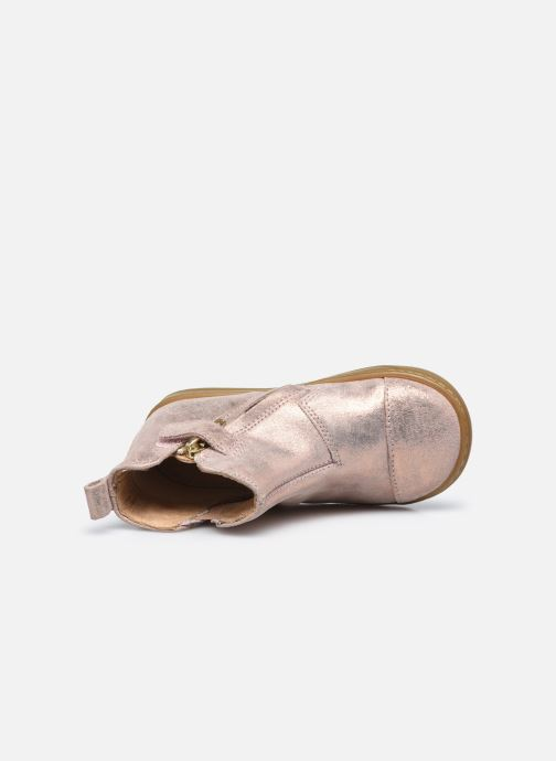 Stiefeletten & Boots Shoo Pom Bouba New Apple rosa ansicht von links