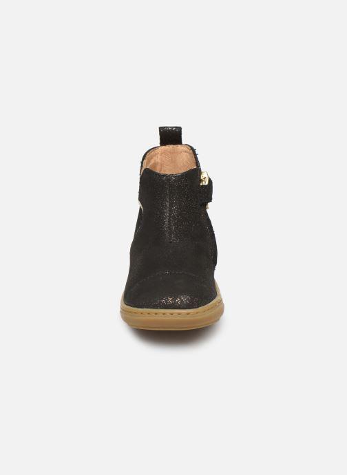 Bottines et boots Shoo Pom Bouba New Apple SZ Noir vue portées chaussures