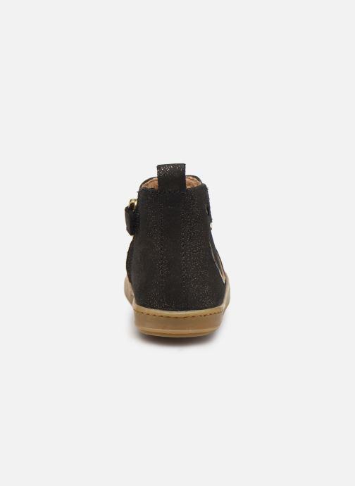 Bottines et boots Shoo Pom Bouba New Apple SZ Noir vue droite