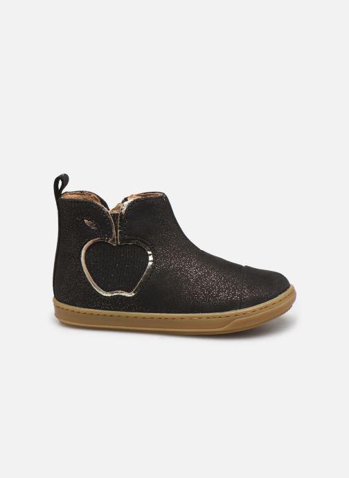 Bottines et boots Shoo Pom Bouba New Apple SZ Noir vue derrière
