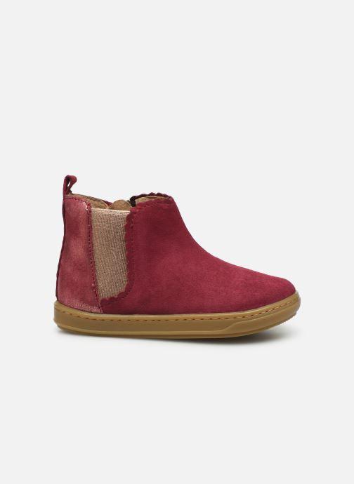 Boots en enkellaarsjes Shoo Pom Bouba Jodzip Roze achterkant