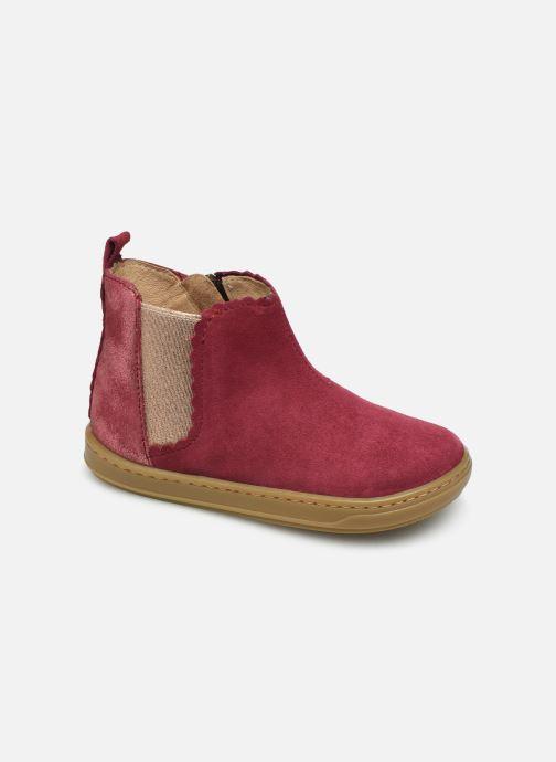 Boots en enkellaarsjes Shoo Pom Bouba Jodzip Roze detail