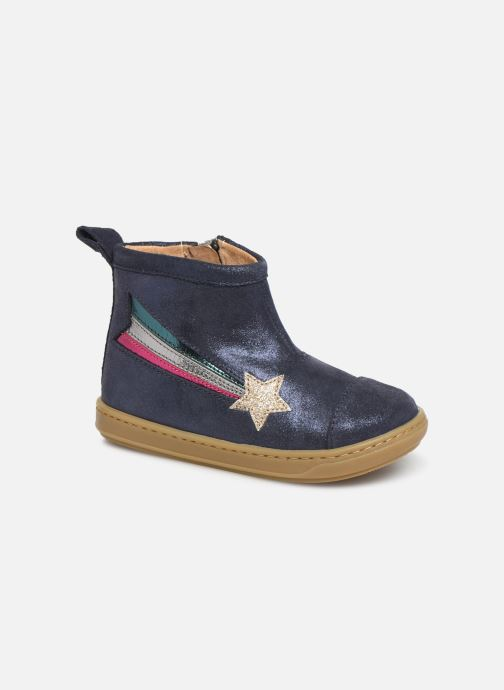 Boots en enkellaarsjes Shoo Pom Bouba Halley Blauw detail