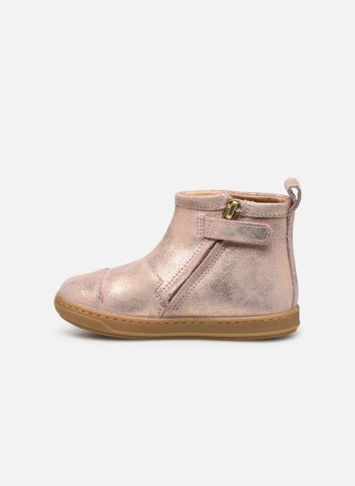 Bottines et boots Shoo Pom Bouba Halley Rose vue face