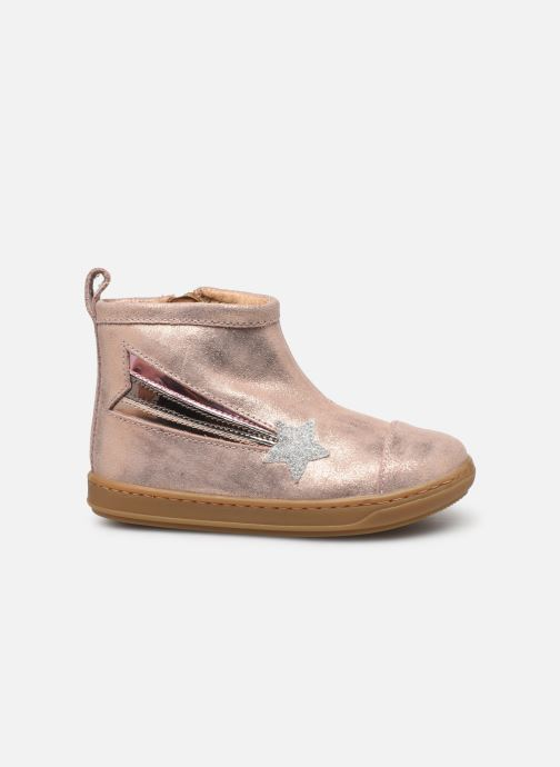 Boots en enkellaarsjes Shoo Pom Bouba Halley Roze achterkant