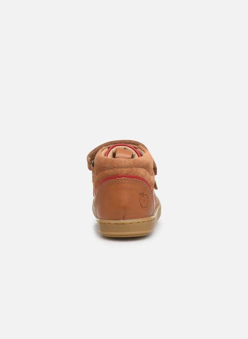 Bottines et boots Shoo Pom Bouba Boy Marron vue droite