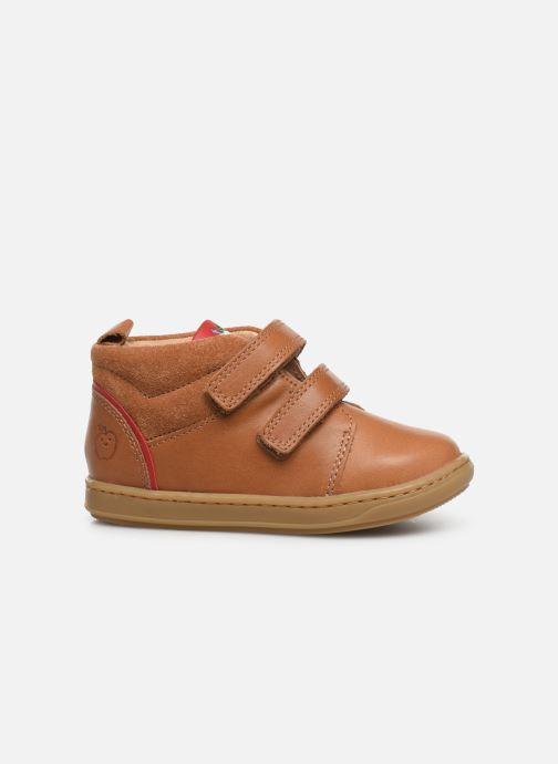 Bottines et boots Shoo Pom Bouba Boy Marron vue derrière