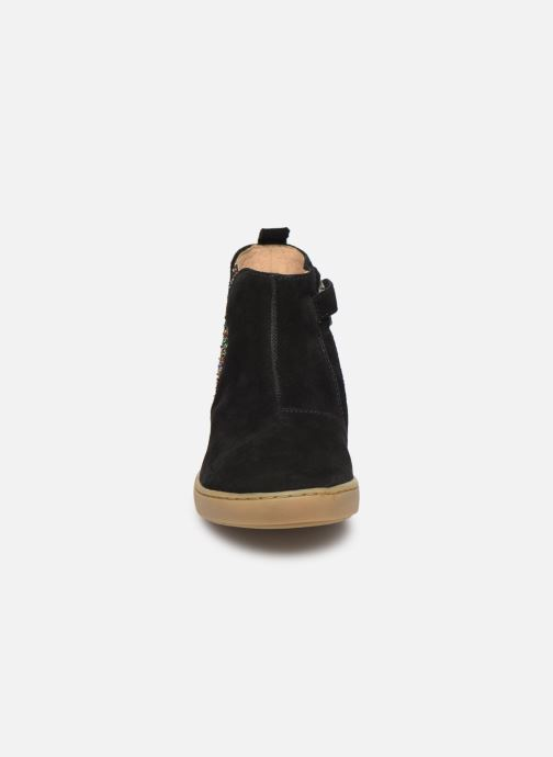 Ankelstøvler Shoo Pom Play Apple Sort se skoene på