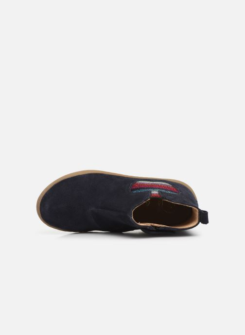 Stiefeletten & Boots Shoo Pom Play Apple blau ansicht von links