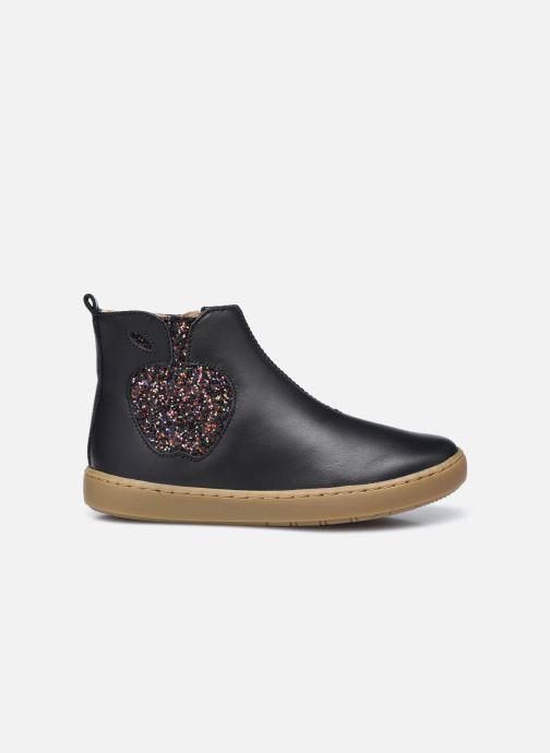 Bottines et boots Shoo Pom Play Apple Noir vue derrière