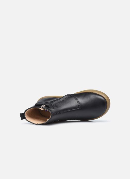 Bottines et boots Shoo Pom Play Apple Noir vue gauche