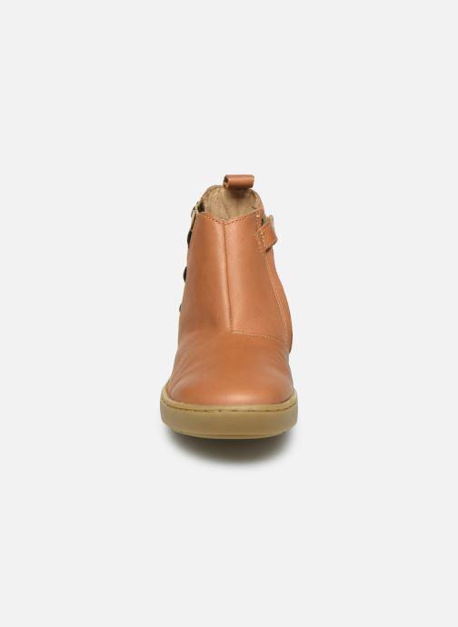 Bottines et boots Shoo Pom Play Jod Heart Marron vue portées chaussures