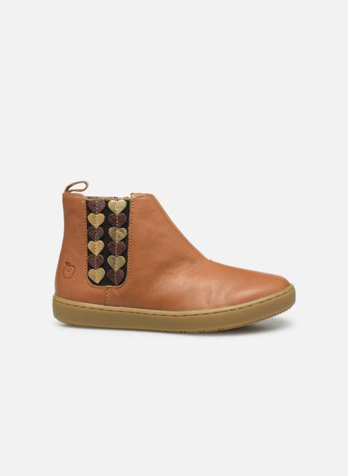 Boots en enkellaarsjes Shoo Pom Play Jod Heart Bruin achterkant