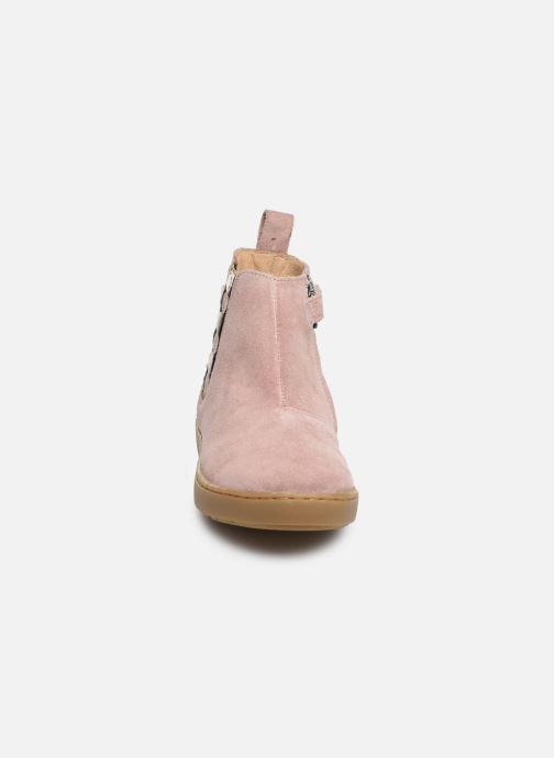 Stiefeletten & Boots Shoo Pom Play Jod Heart rosa schuhe getragen