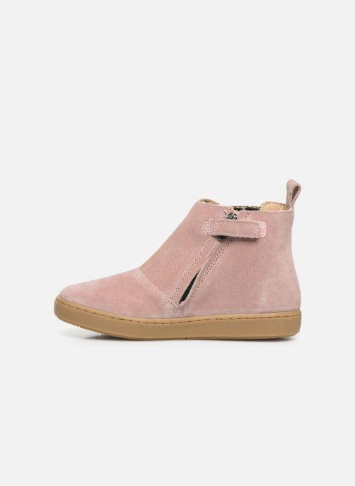 Stiefeletten & Boots Shoo Pom Play Jod Heart rosa ansicht von vorne