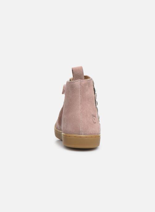 Stiefeletten & Boots Shoo Pom Play Jod Heart rosa ansicht von rechts