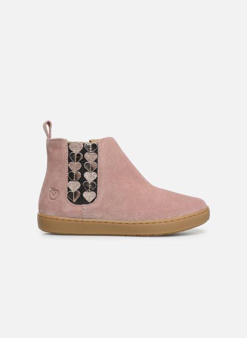 Stiefeletten & Boots Shoo Pom Play Jod Heart rosa ansicht von hinten