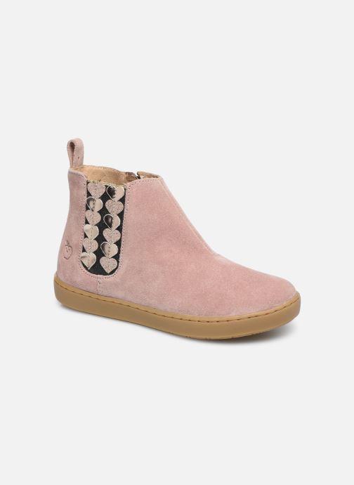 Stiefeletten & Boots Shoo Pom Play Jod Heart rosa detaillierte ansicht/modell