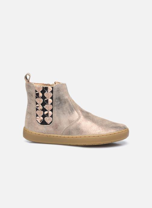 Bottines et boots Shoo Pom Play Jod Heart Violet vue derrière