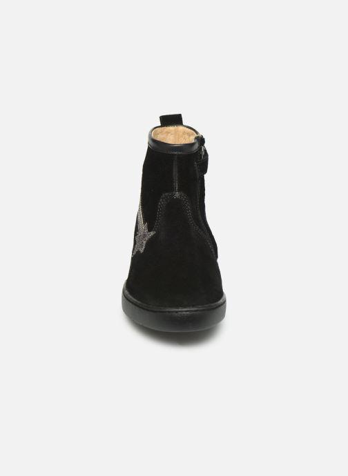 Bottines et boots Shoo Pom Play Halley Noir vue portées chaussures