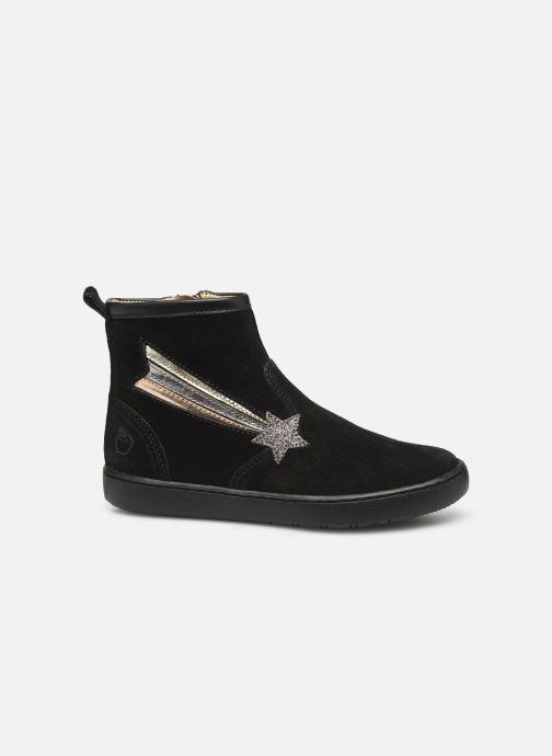 Bottines et boots Shoo Pom Play Halley Noir vue derrière