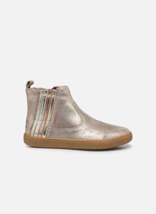 Bottines et boots Shoo Pom Play Stripes Beige vue derrière